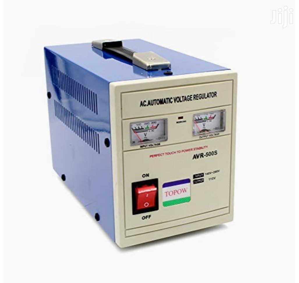 Airstar Stabilizer 500 Watts Automatic Voltage Regulator