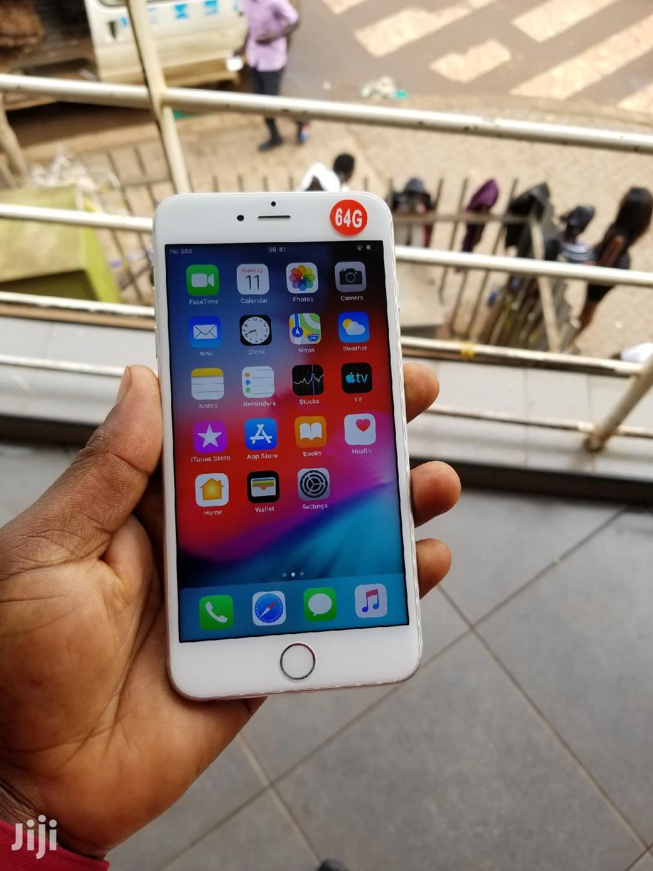Apple iPhone 6 Plus 64 GB Silver | Mobile Phones for sale in Kampala, Central Region, Uganda