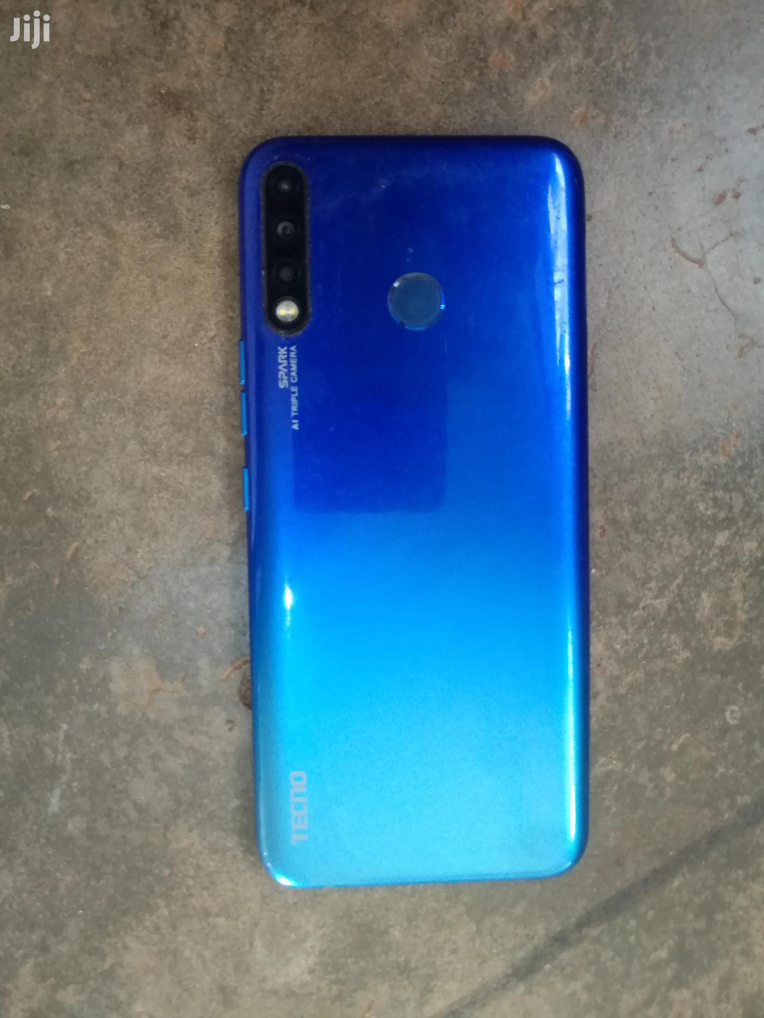 Archive: Tecno Spark 4 32 GB Blue