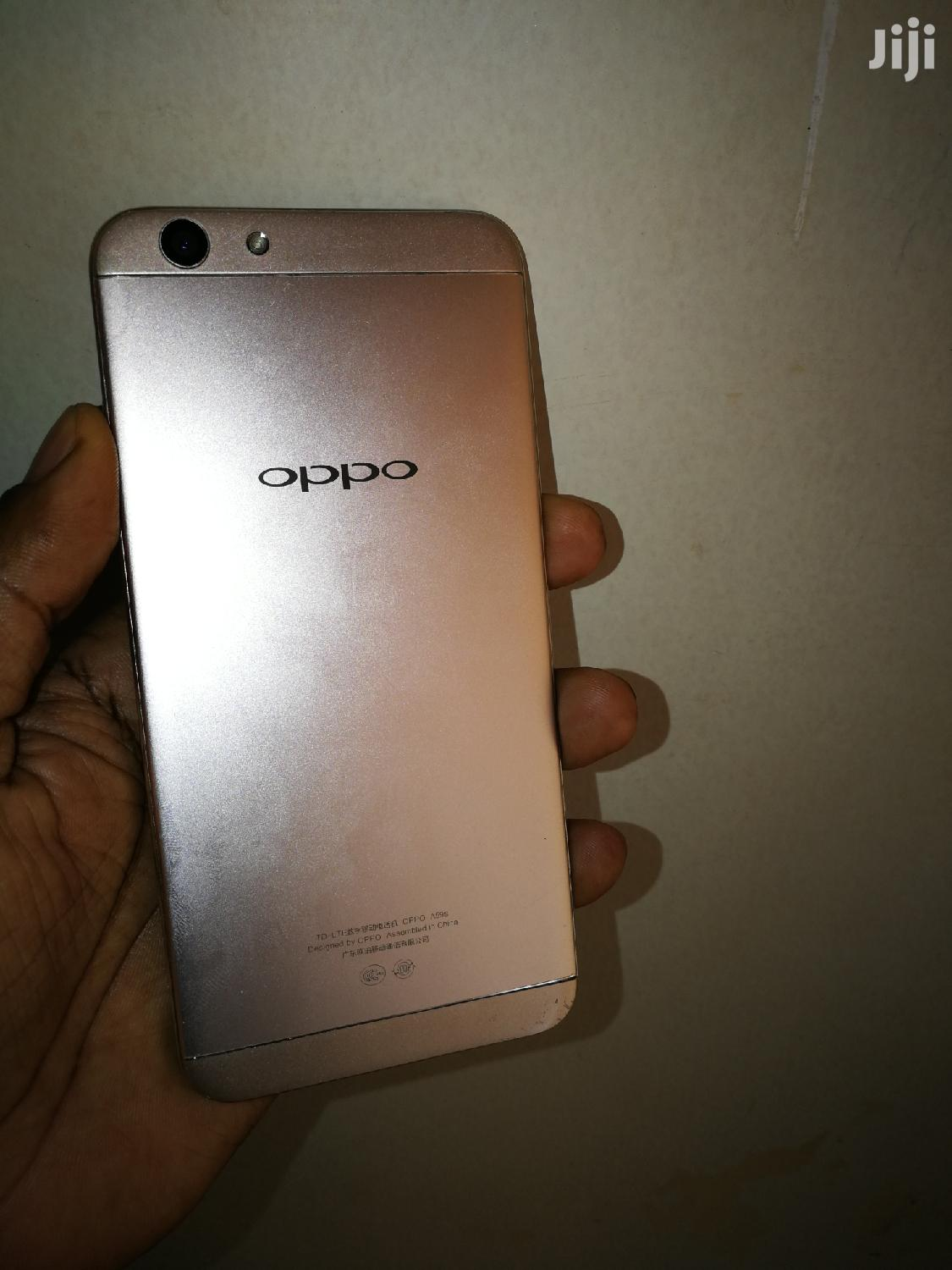 Archive: Oppo A57 32 GB Gold
