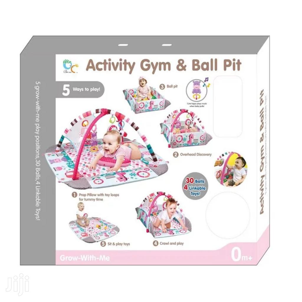 5 In 1 Baby Activity Gym Ball Pit | Toys for sale in Kampala, Central Region, Uganda