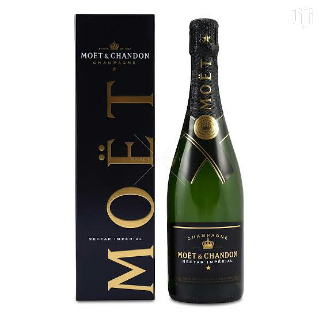 Moet & Chandon Nectar Imperial 750ml 12% | Meals & Drinks for sale in Kampala, Central Region, Uganda