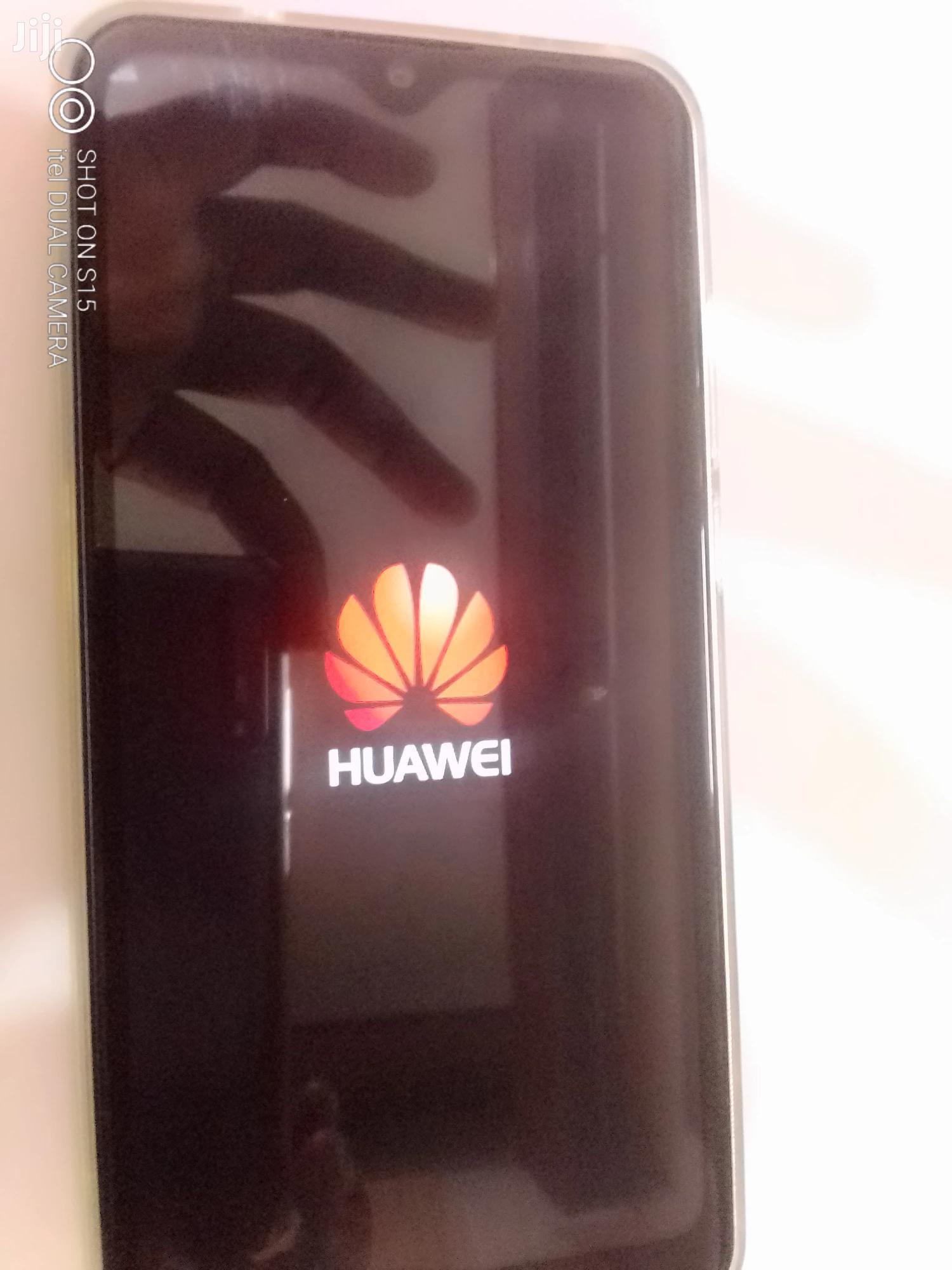 Archive: New Huawei P30 Pro 256 GB Black