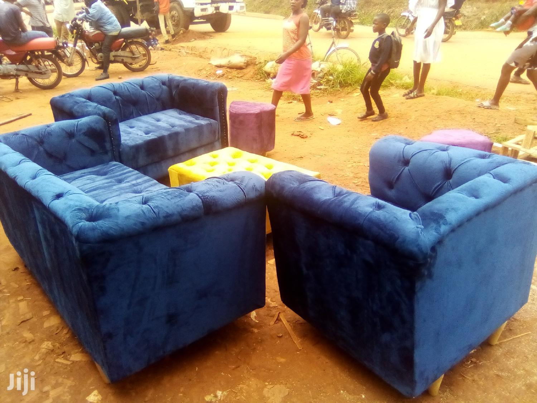 Swift Sofas Blue