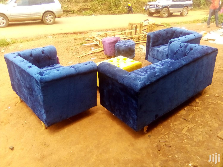 Swift Sofas Blue | Furniture for sale in Kampala, Central Region, Uganda