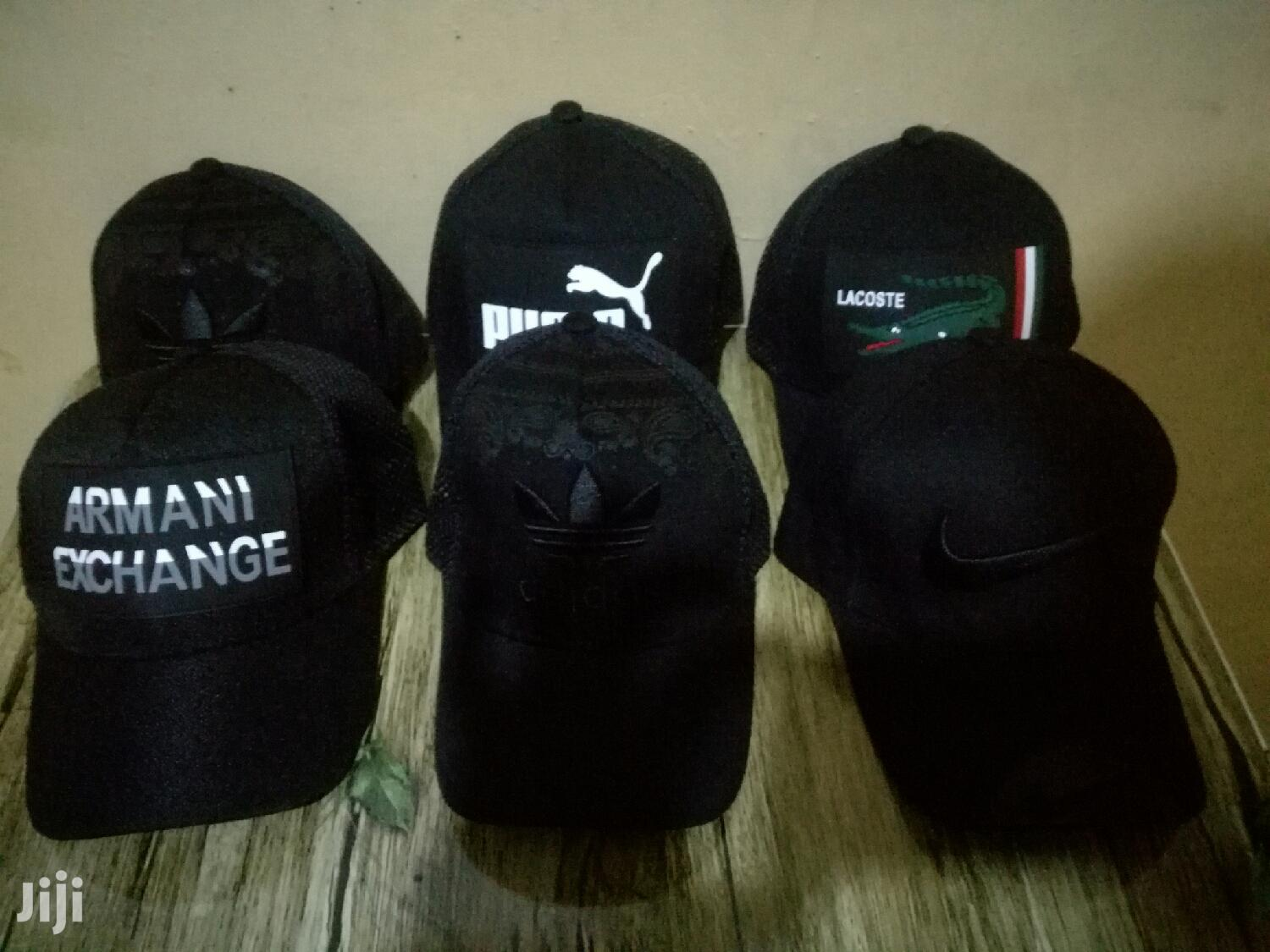 Archive: Sniper Caps and Baseball Caps