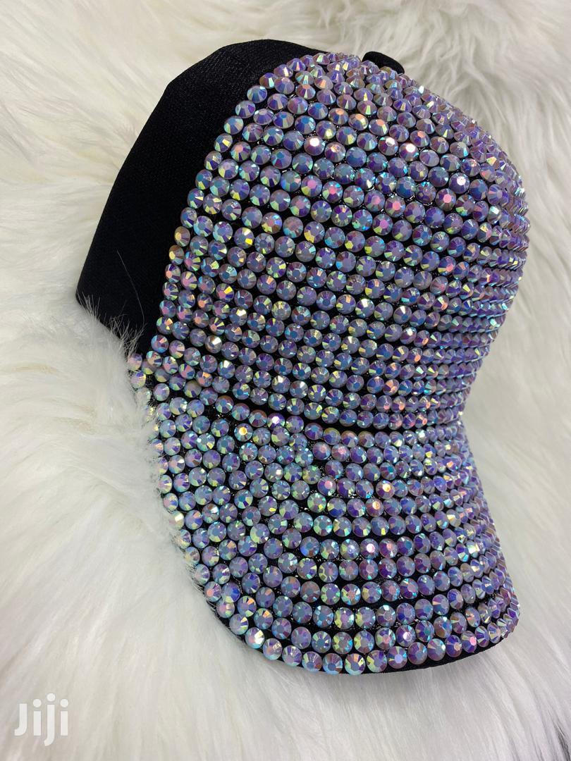 Glittering Caps