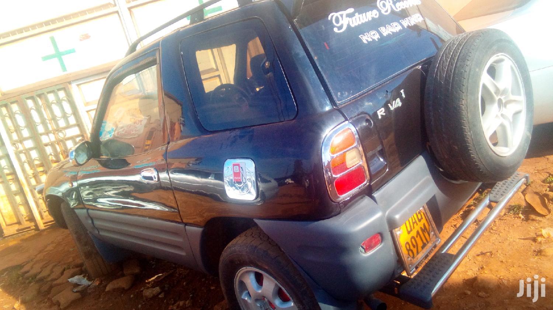 Toyota RAV4 1997 Black | Cars for sale in Kampala, Central Region, Uganda
