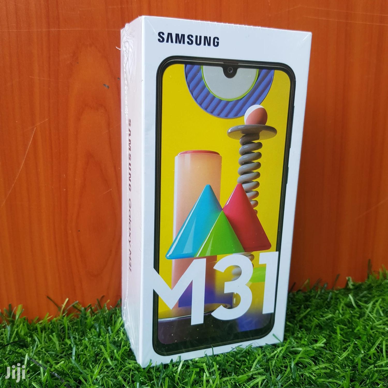 Archive: New Samsung Galaxy M31 128 GB