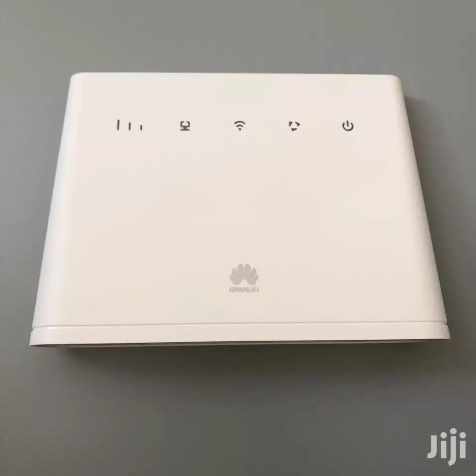 Huawei B311-853 4g Lte Unlocked Routers | Networking Products for sale in Kampala, Central Region, Uganda