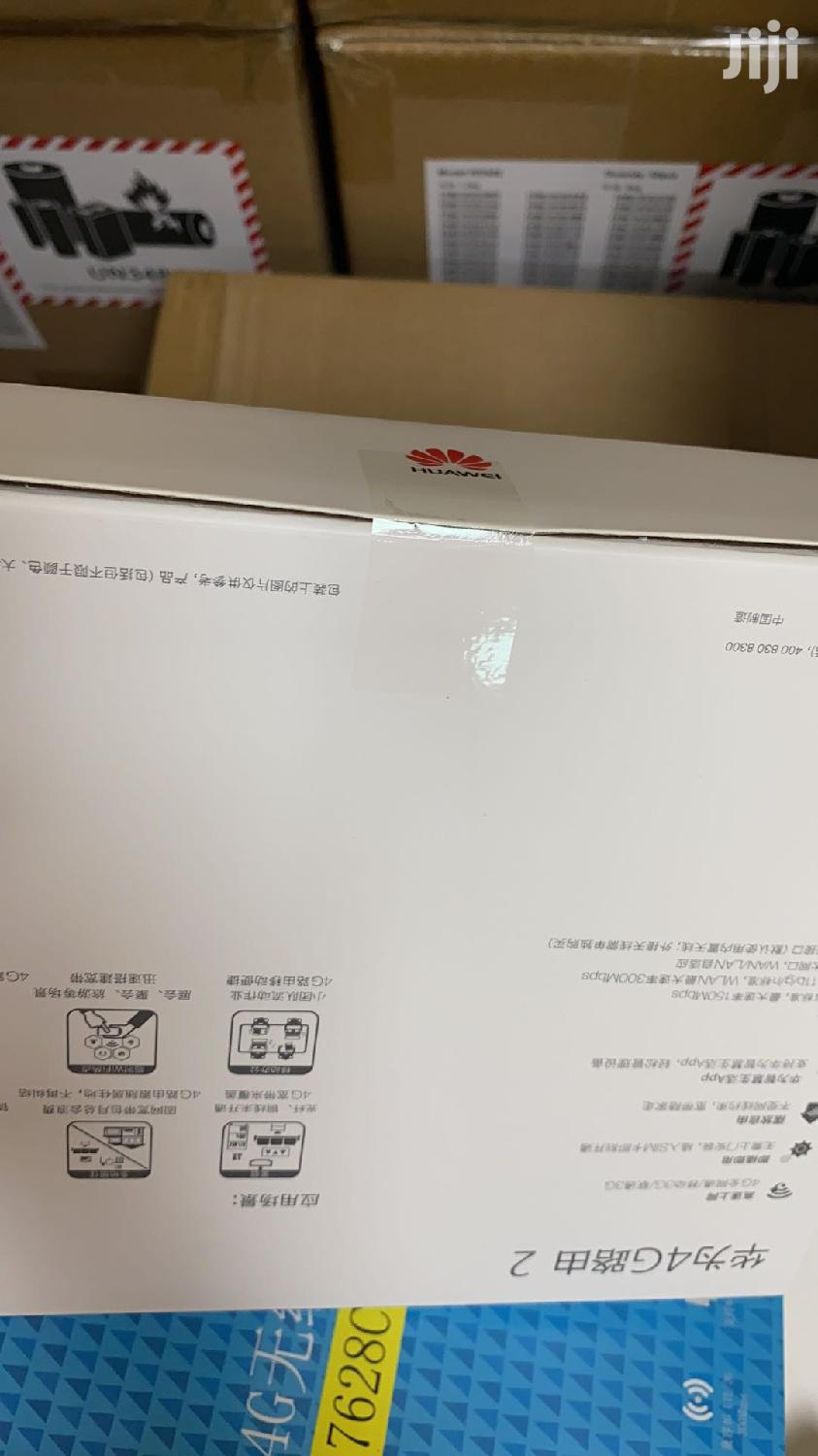 Huawei B311-853 4g Lte Unlocked Routers   Networking Products for sale in Kampala, Central Region, Uganda