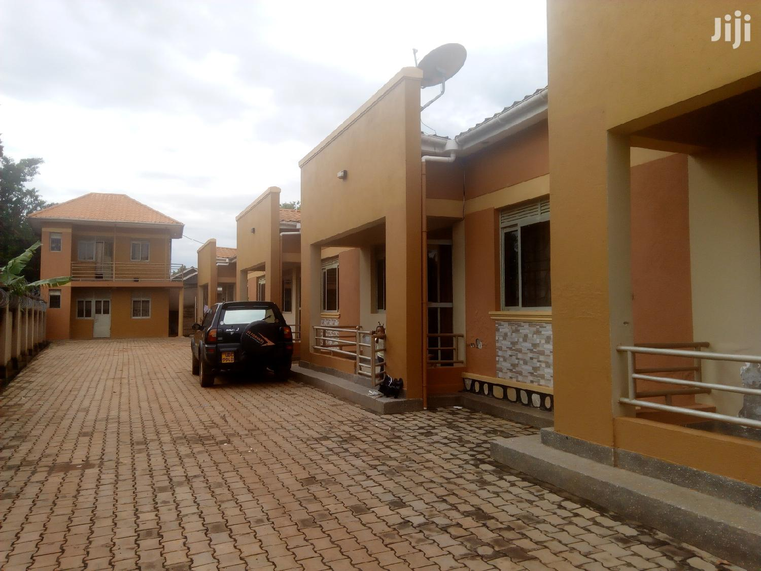 Two Bedrooms Self Contained House For Rent At Bweyogerere