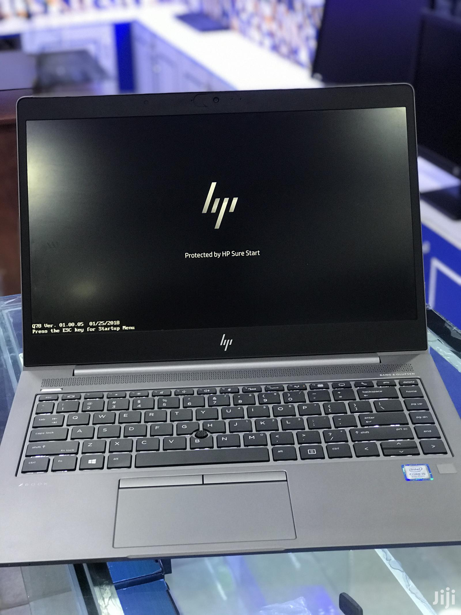 New Laptop HP ZBook 14 8GB Intel Core I5 SSD 256GB | Laptops & Computers for sale in Kampala, Central Region, Uganda