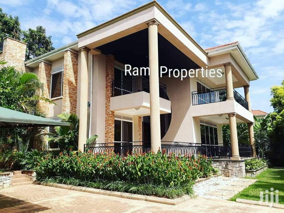 Munyonyo Elgantic Fully Furnished Home For Rent