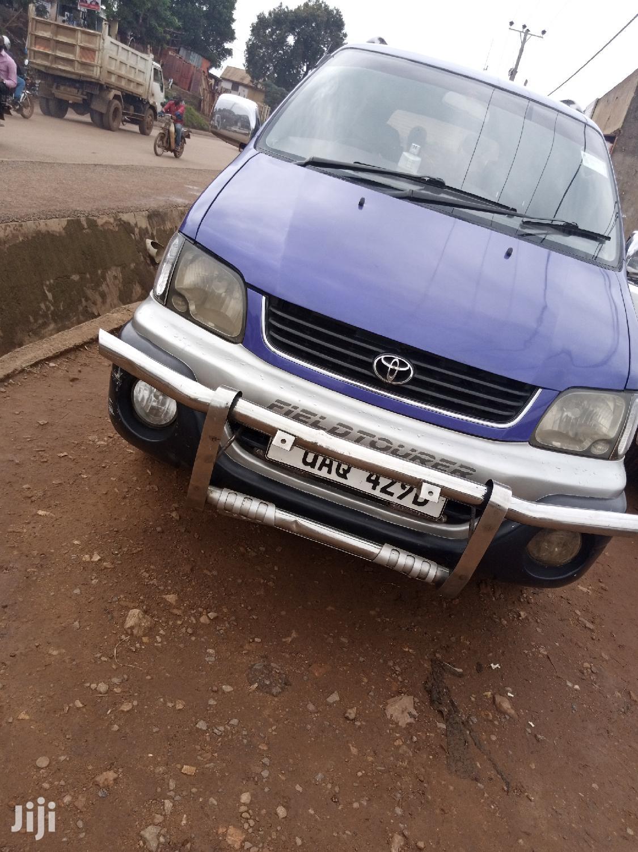 Toyota Noah 1999 Blue   Cars for sale in Kampala, Central Region, Uganda