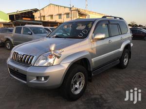 Toyota Land Cruiser Prado 2007 Silver | Cars for sale in Central Region, Kampala
