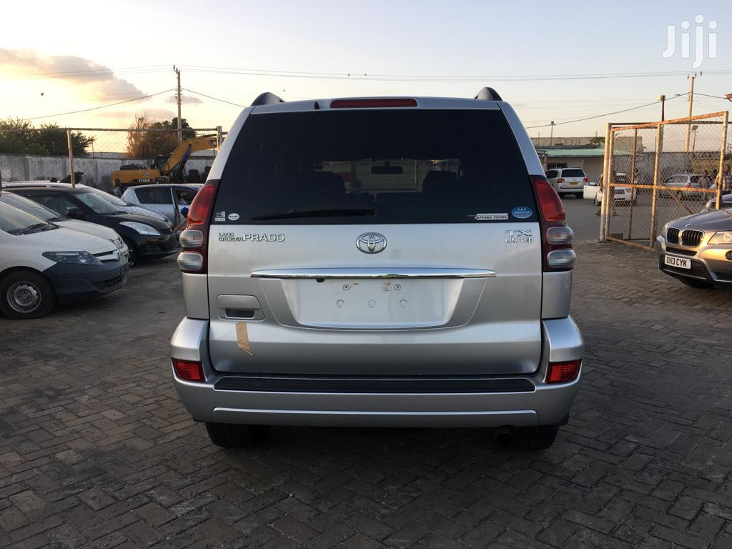 Toyota Land Cruiser Prado 2007 Silver | Cars for sale in Kampala, Central Region, Uganda