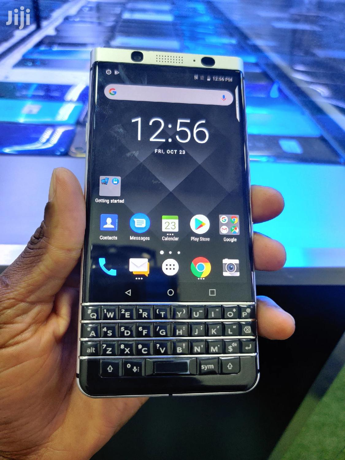 BlackBerry KEYone 64 GB Black | Mobile Phones for sale in Kampala, Central Region, Uganda
