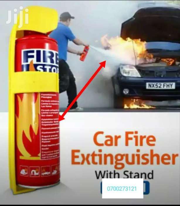 New Fire Extinguisher