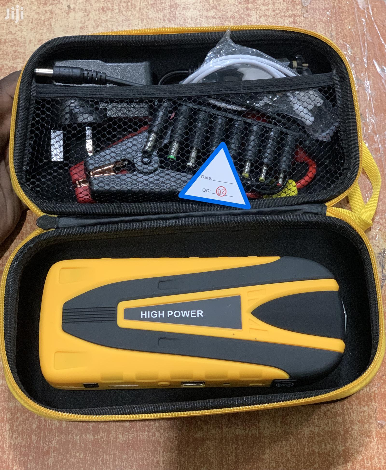 High-Power Auto Jump Starter Mc18a Model | Vehicle Parts & Accessories for sale in Kampala, Central Region, Uganda