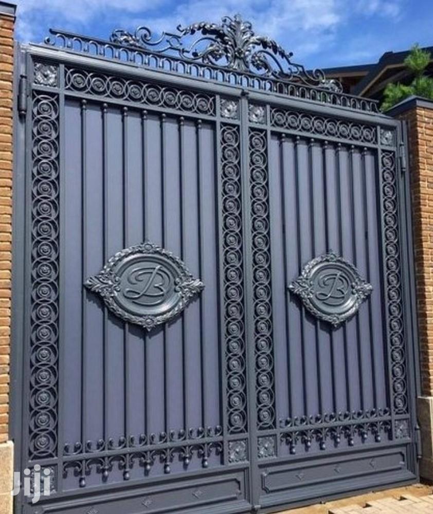 Gates Of Your Choice...Wrought Iron Gates