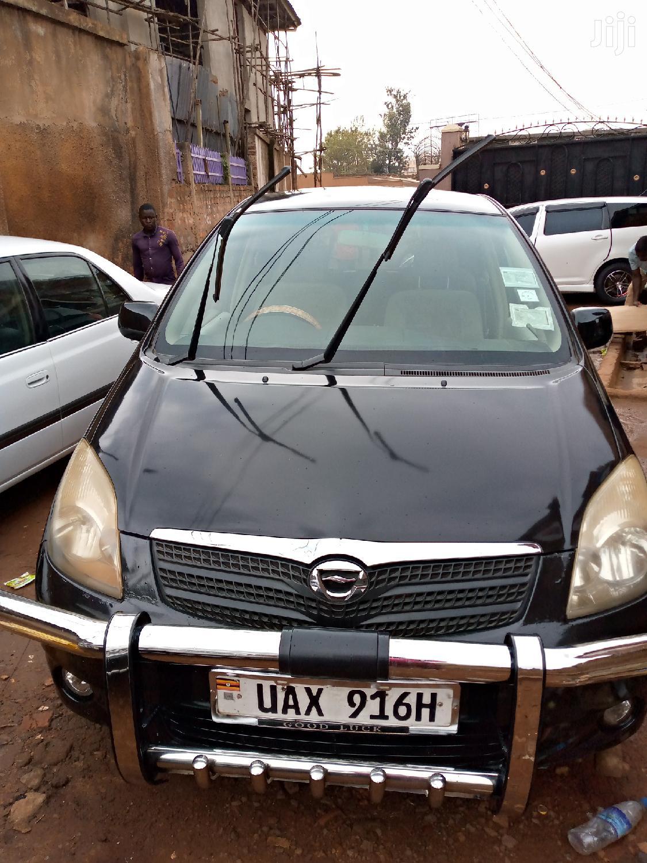 Toyota Spacio 2003 Black