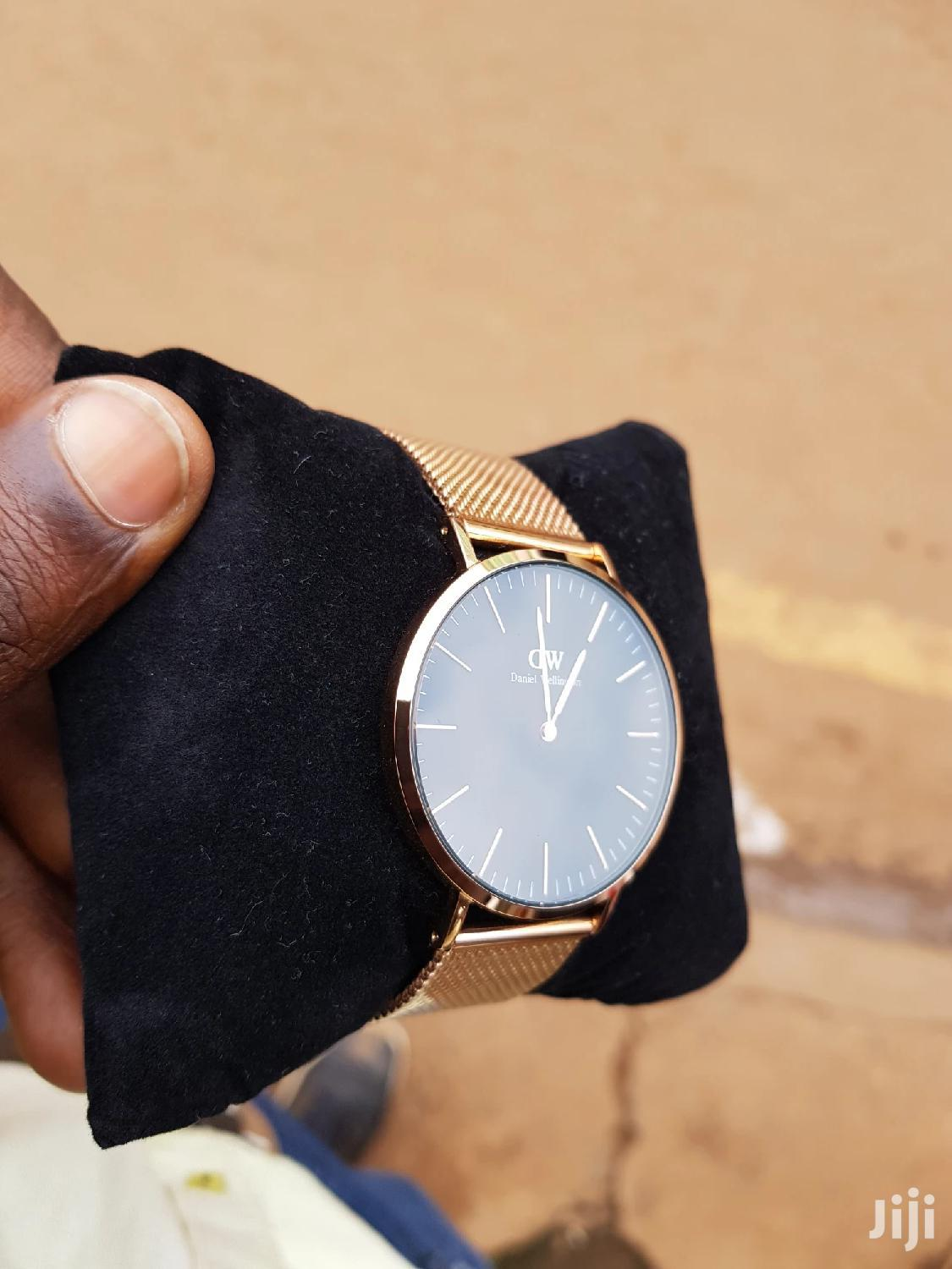 Daniel Wellington Metallic Rose Gold | Watches for sale in Kampala, Central Region, Uganda