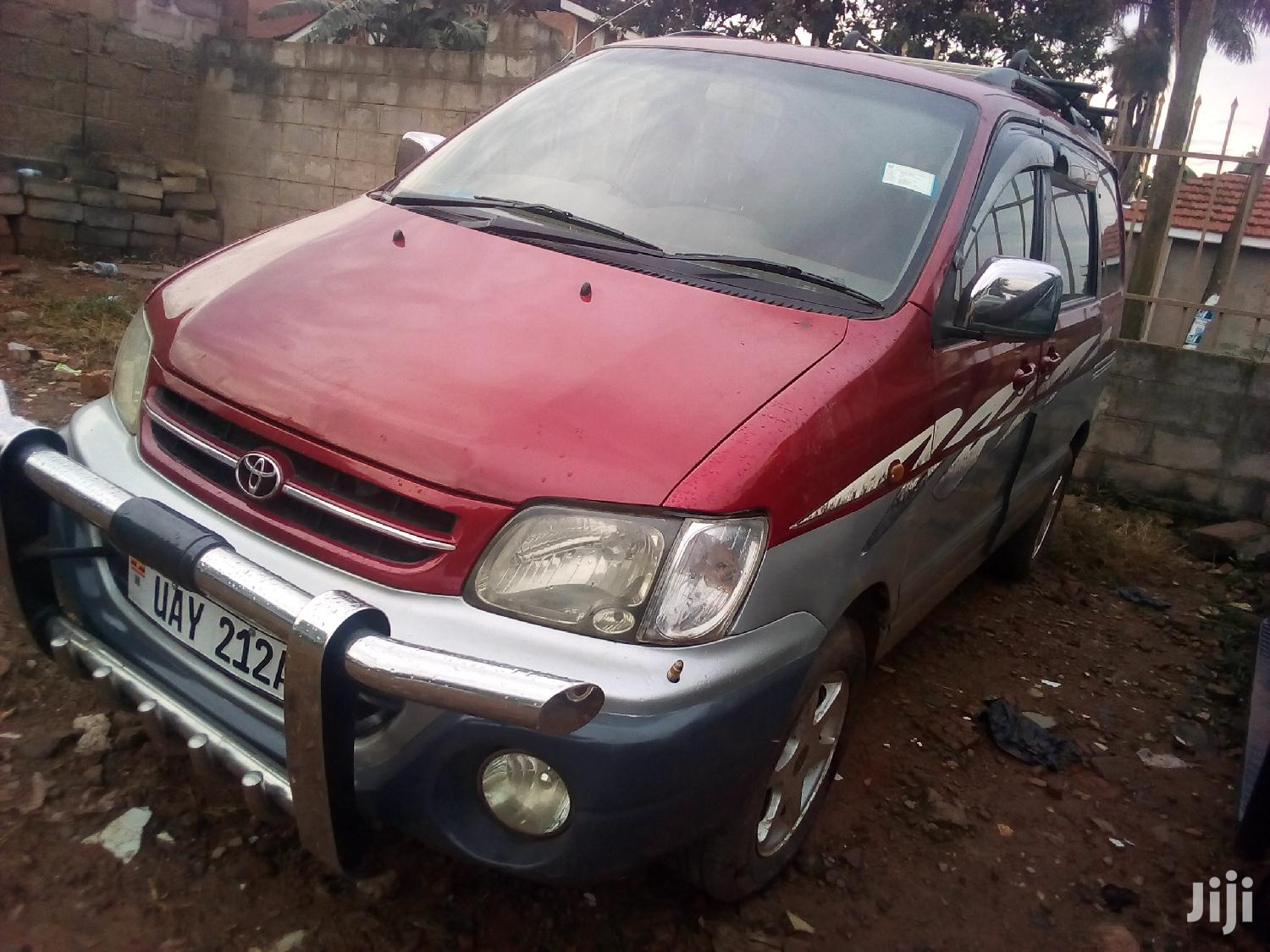 Toyota Noah 2004 Red | Cars for sale in Kampala, Central Region, Uganda