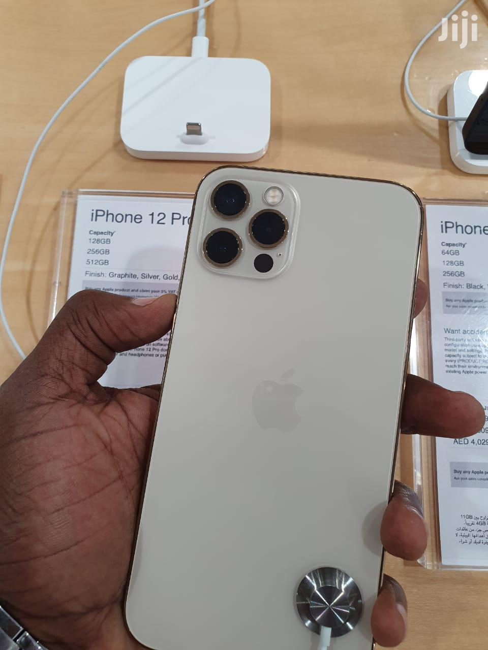 New Apple iPhone 12 Pro 128GB Silver | Mobile Phones for sale in Kampala, Central Region, Uganda