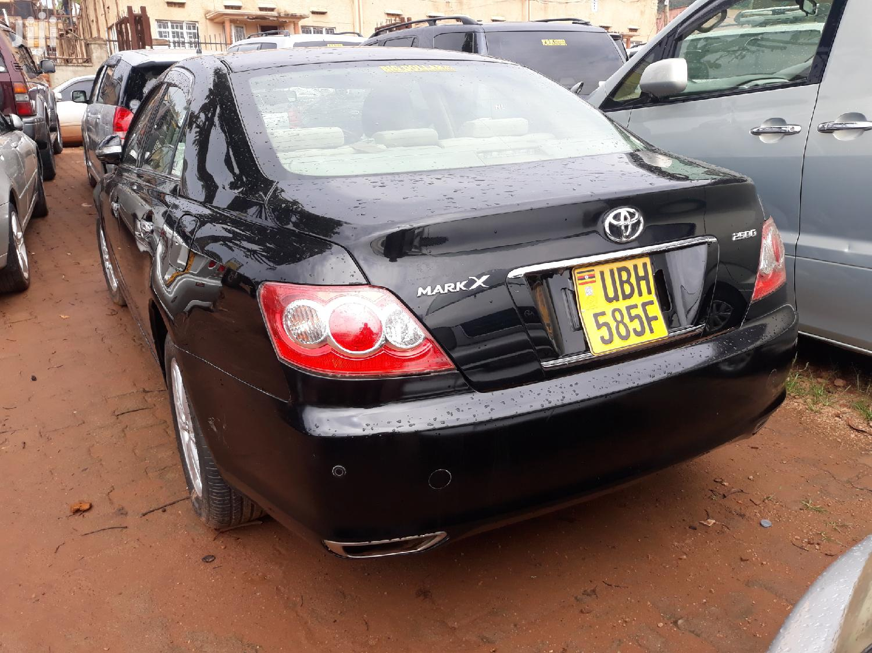 Toyota Mark X 2007 Black | Cars for sale in Kampala, Central Region, Uganda