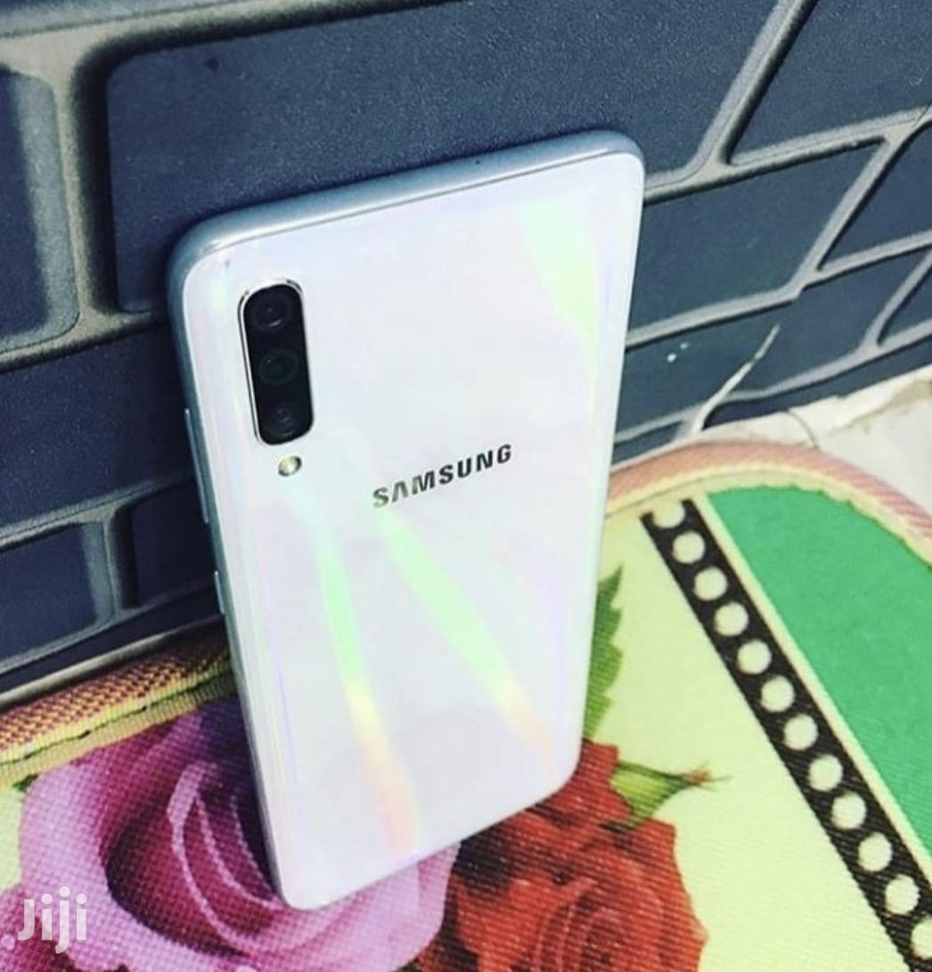 Samsung Galaxy A50 128 GB White   Mobile Phones for sale in Kampala, Central Region, Uganda