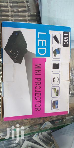 Mini Led Projector   TV & DVD Equipment for sale in Central Region, Kampala
