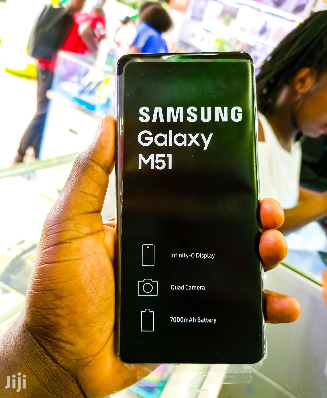 New Samsung Galaxy M51 Black | Mobile Phones for sale in Kampala, Central Region, Uganda