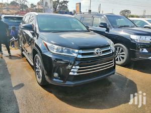 Toyota Kluger 2017 Black | Cars for sale in Central Region, Kampala