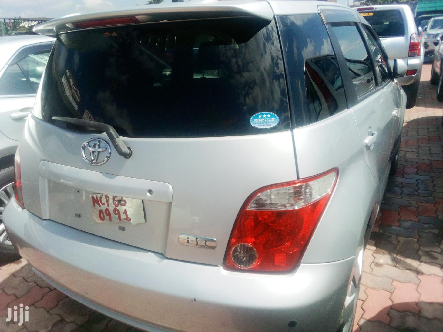 Toyota IST 2007 Silver | Cars for sale in Kampala, Central Region, Uganda