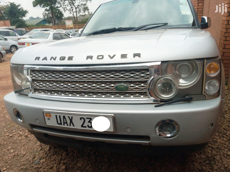 Land Rover Range Rover Vogue 2004 Silver