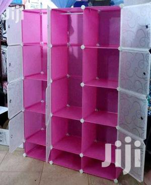 3 Column Plastic Wardrobe | Furniture for sale in Central Region, Kampala