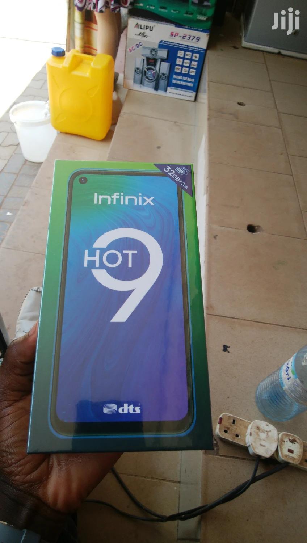 Archive: New Infinix Hot 9 32 GB Black