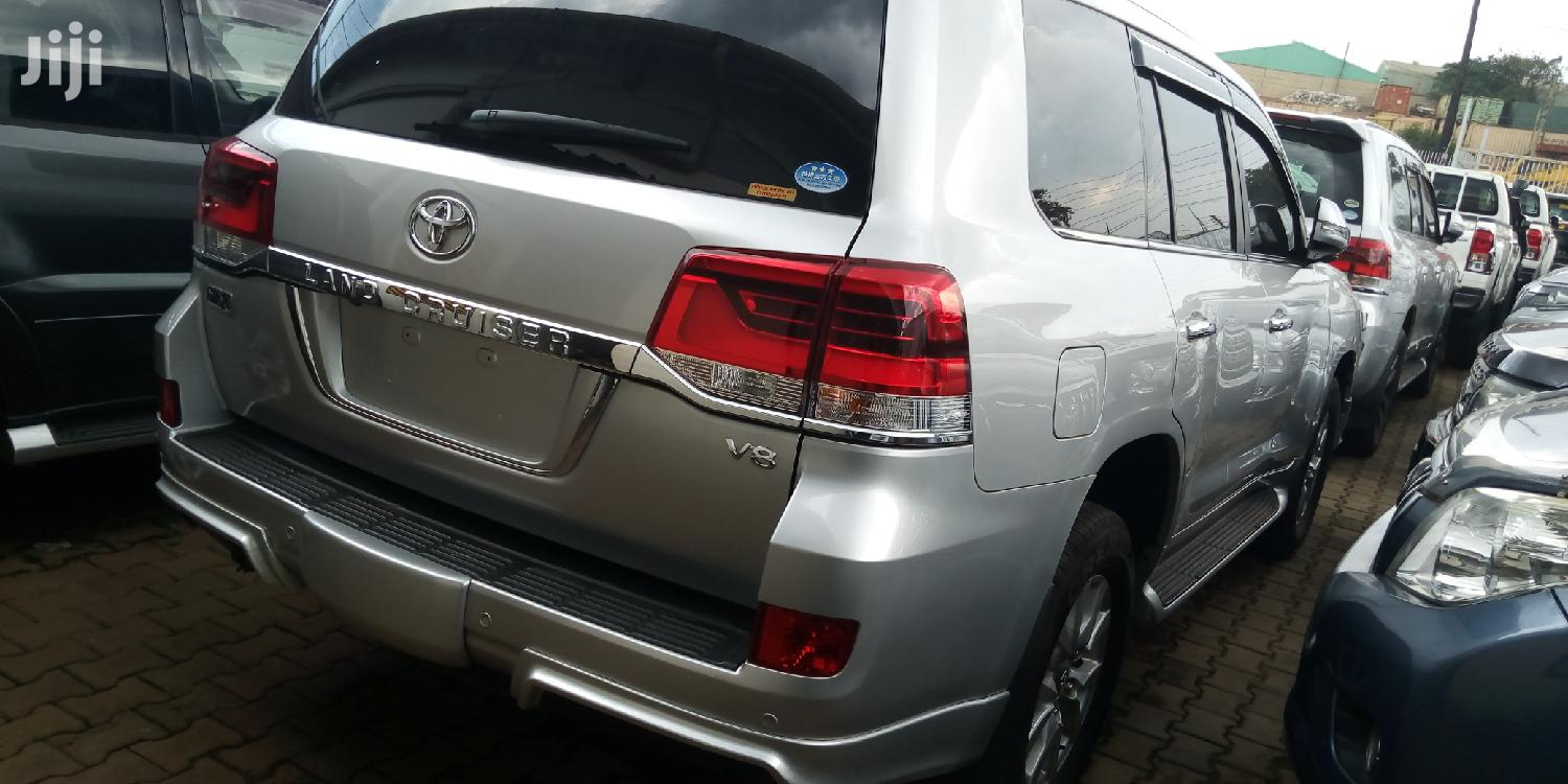 New Toyota Land Cruiser 2014 Silver | Cars for sale in Kampala, Central Region, Uganda