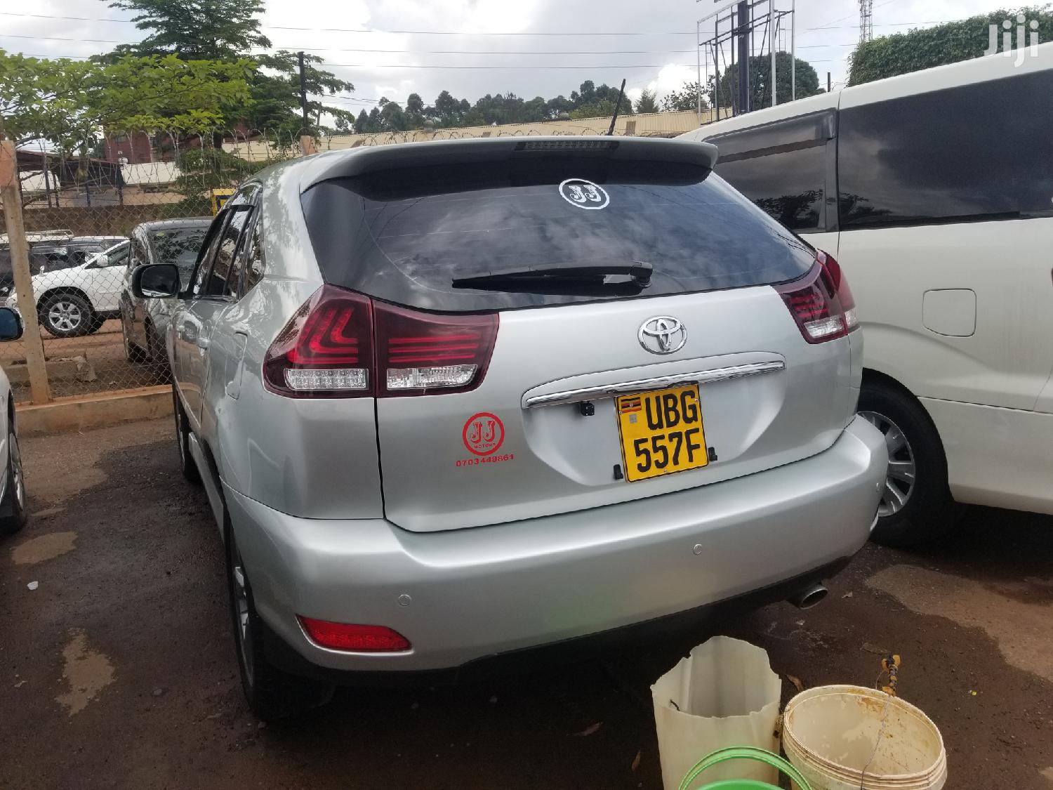 Toyota Harrier 2006 Silver | Cars for sale in Kampala, Central Region, Uganda