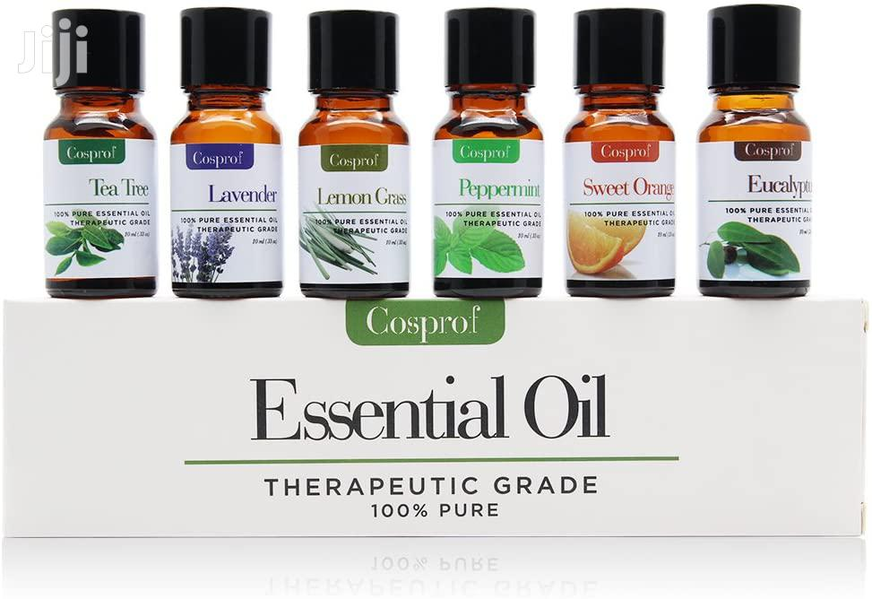 Pure and Organic Essential Oils