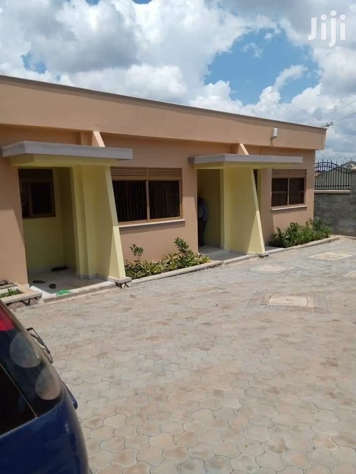 Kisaasi -Kyanja Road Single Bedroom House for Rent