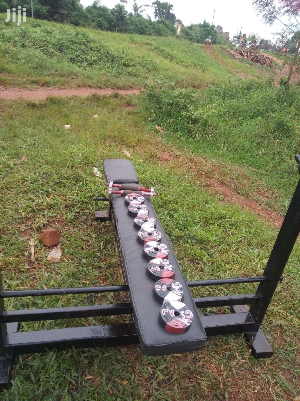 Adjustable Gym Dumbells   Sports Equipment for sale in Kampala, Central Region, Uganda