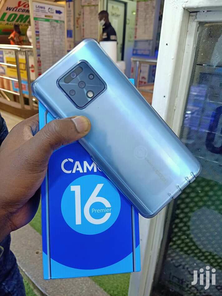 New Tecno Camon 16 Premier 128GB