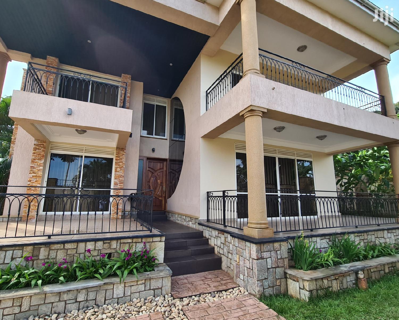 Lake Side View Mansion in Munyonyo