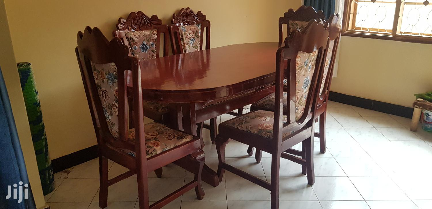 Quality Six Seater Dining | Furniture for sale in Kampala, Central Region, Uganda