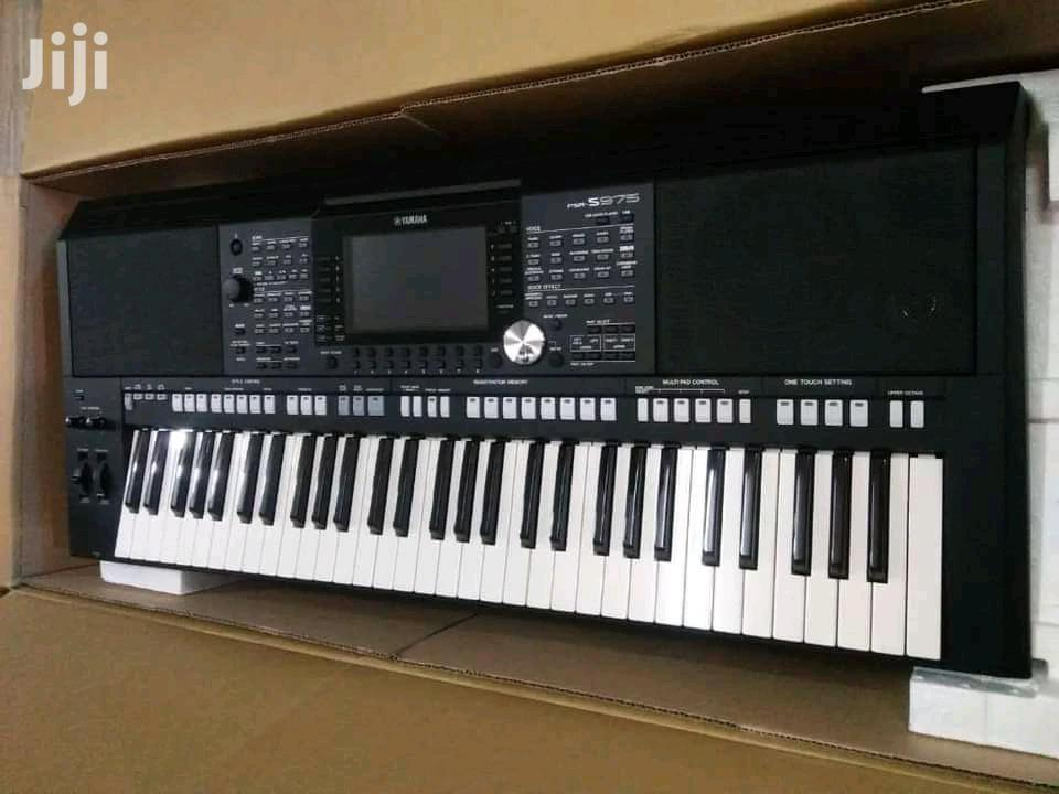 S975 Yamaha Keyboard