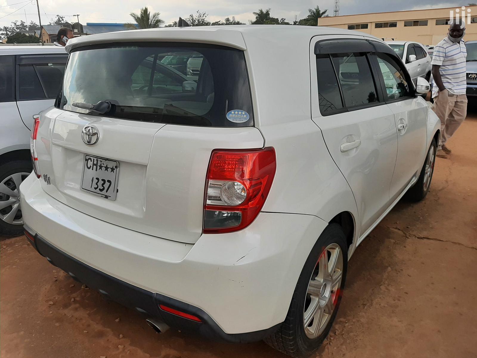 Toyota IST 2008 White | Cars for sale in Kampala, Central Region, Uganda