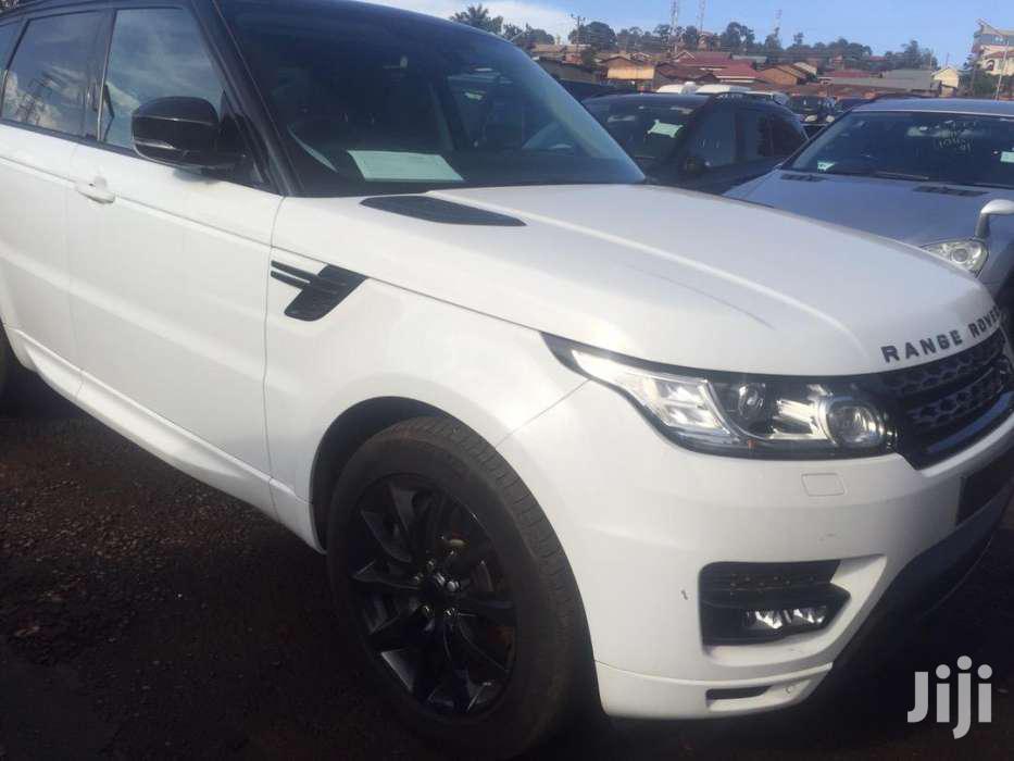 Land Rover Range Rover Sport 2016 White