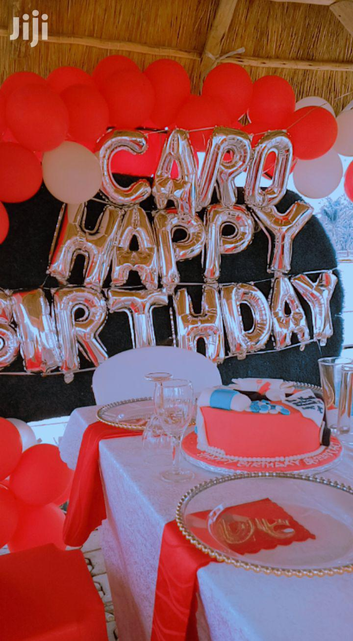Ballon Decor or Beach Decoration | Party, Catering & Event Services for sale in Kampala, Central Region, Uganda